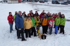 Skizunftausfahrt 2014